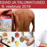Allergiad ja talumatused koolituse pilt1