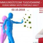 Immuunsüsteemi kuulutus nimega final final