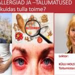 Allergiad ja talumatused kuulutus Külli Fin Canva uus