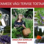Eesti taimede vägi Angelika Somelar